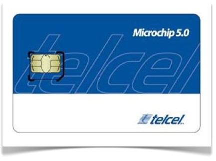 microchip telcel ipad iPad en México con Telcel
