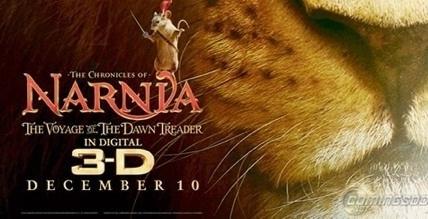 Trailer de Las Crónicas de Narnia: La travesía del Explorador del Amancer - narnia-3