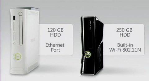 Nuevo Xbox 360 Slim en el E3 2010 - nuevo-xbox-360