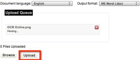 Como convertir documentos escaneados a texto con OCR Online - ocr-online-3