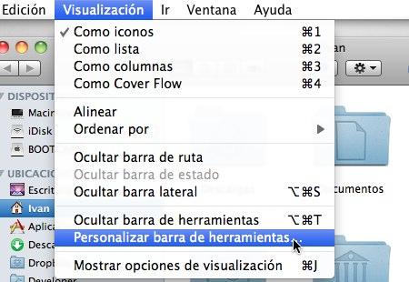 Como personalizar las Barras de Herramientas de Mac - personalizar-barra-herramientas-mac-2