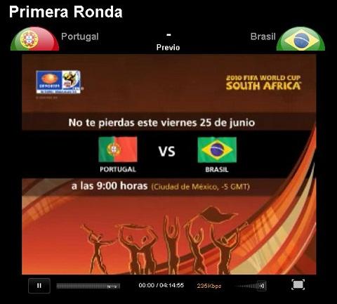 Portugal vs Brasil en vivo - portugal-brasil-en-vivo-mundial