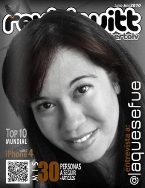 revista twittera junio julio 2010.png Revista Twittera, Edición Junio Julio 2010