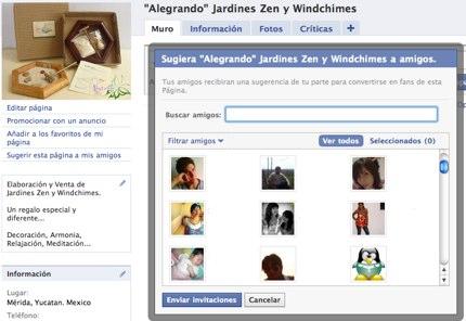 Como seleccionar todos tus amigos en Facebook - seleccionar-todos-amigos-facebook