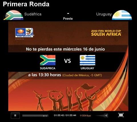 Sudafrica vs Uruguay en vivo - sudafrica-uruguay-en-vivo-mundial