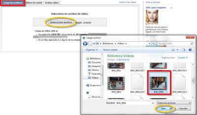 videos facebook Como subir videos a Facebook