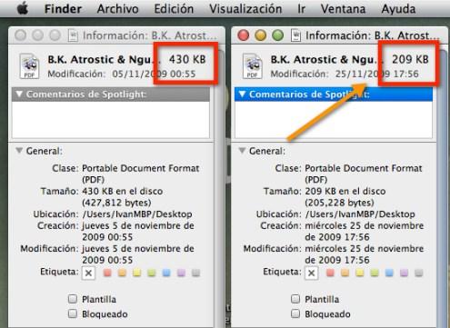 Como comprimir archivos PDF con Vistra Previa en Mac - vista-previa-pdf-4
