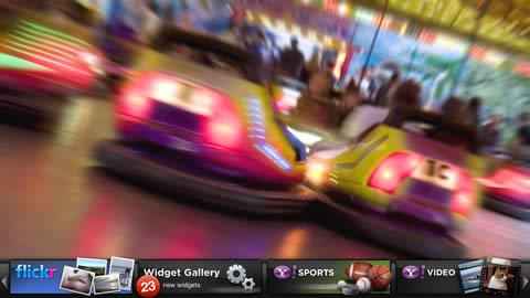 Yahoo! Tv Widgets aumenta su presencia en Sony Bravia LCD - yahoo-widgets-tv