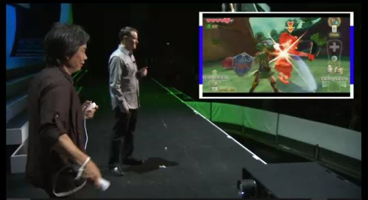 Nuevo The Legend of Zelda: Skyward Sword E3 2010 - zelda-nuevo-2011
