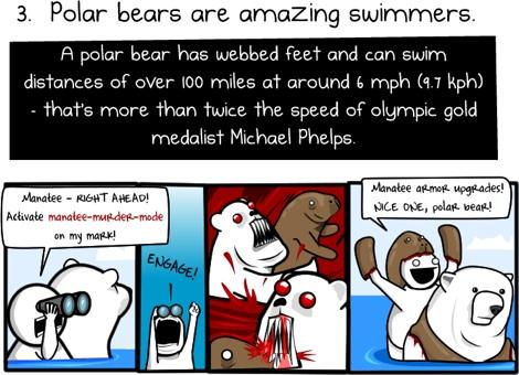 Seis razones para ir en Oso Polar al trabajo - 6-razones-para-montar-un-oso-polar-para-trabajar-2