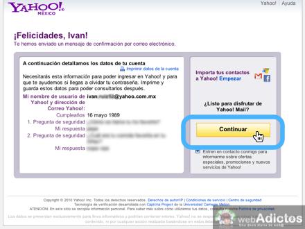 Como abrir mi correo yahoo 7 Correo yahoo, crealo gratis
