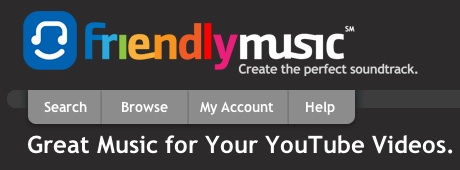 Compra música para tus videos de YouTube en Friendly Music - Friendly-Music