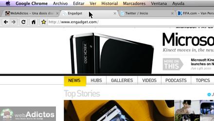 Google chrome pantalla completa 4 Usa Chrome para ver paginas a pantalla completa