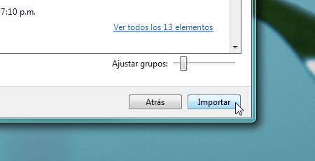 Importar fotos con Galería de Fotos de Windows Live - Importar-fotos-camara-galeria-fotografica-windows_7