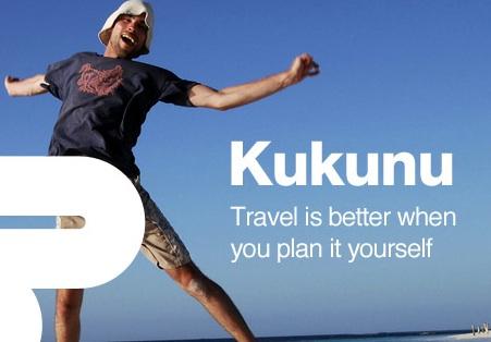 Planear viajes con Kukunu - Kukunu