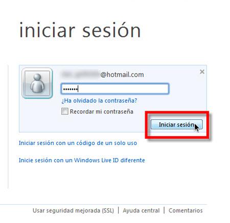 Crear documentos de Office 2010 en línea - acceder-office-live