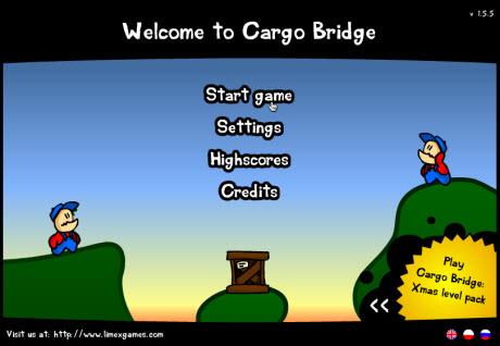 Juegos online, Cargo Bridge - cargo-bridge