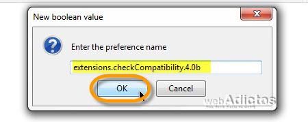 Resolver incompatiblidad de Add-ons en Firefox 4.0 - compatibilidad-extensiones-firefox4