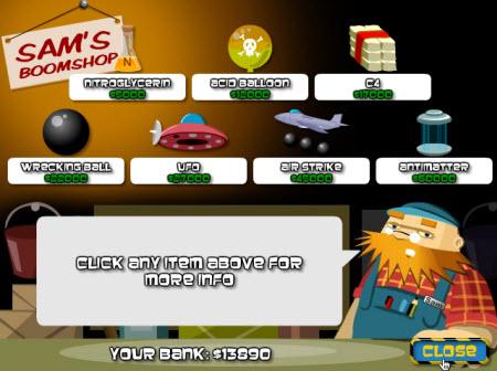 Juegos online, Building blaster - comprar-cosas-building-blaster-2