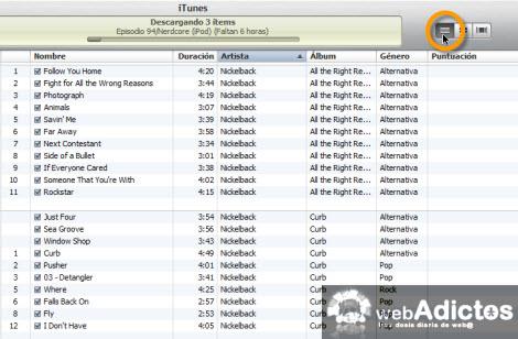 Hacer mas rápido iTunes para Windows - consejos-itunes