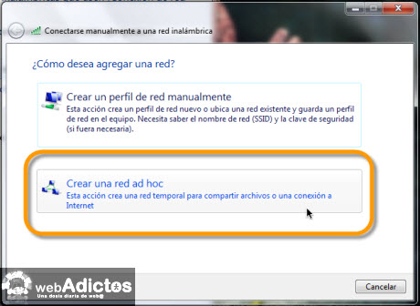 Crear una red entre varios equipos en windows 7 - crear-una-red-ad-hoc1