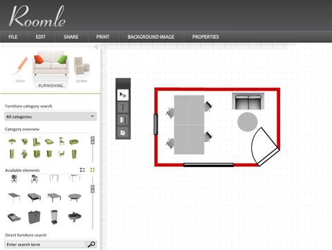 Diseño de cuartos con roomle.com - diseno-cuartos