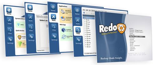 hacer copias seguridad Hacer copias de seguridad, Redo Backup Recovery