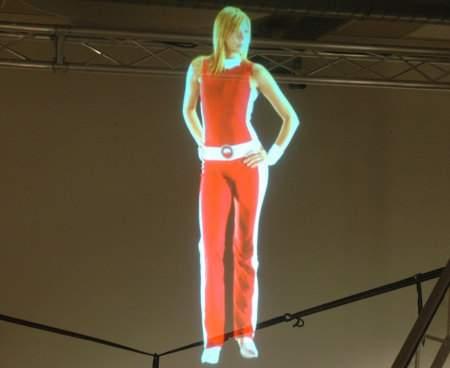 hologramas que se pueden tocar Hologramas que se pueden tocar