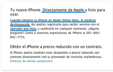 Apple vende el iPhone desbloqueado en México - iPhone-en-mexico-desbloqueado-de-apple-4
