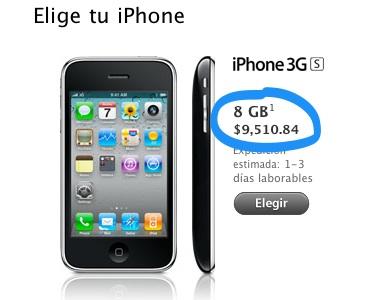 Apple vende el iPhone desbloqueado en México - iPhone-en-mexico-desbloqueado-de-apple