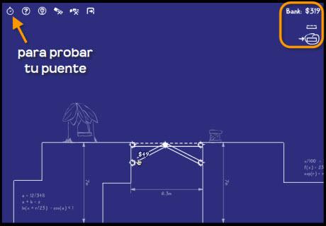 Juegos online, Cargo Bridge - juegos-online-cargo-bridge
