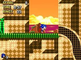 Juegos gratis, Sonic Time Twisted - juegos-sonic