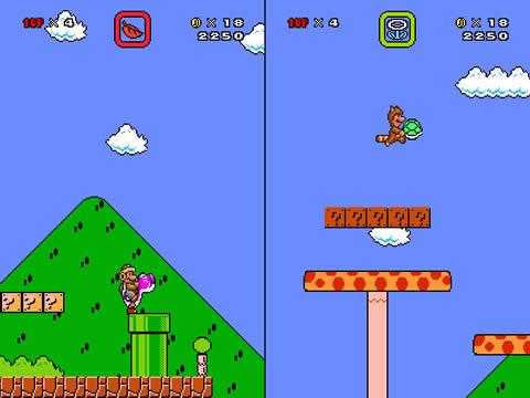 Super Mario Bros X - mario-bros