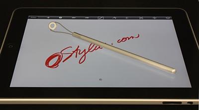 Un nuevo tipo de stylus para iPad y iPhone - oStylus-Nuevo-estilo-de-stylus-para-el-iPad-1