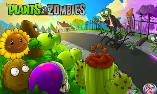 Posible fecha de salida de Plants vs Zombies 2 - plants-vs-zombies
