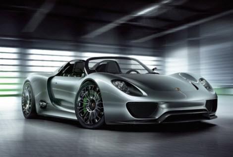 Porsche y su superdeportivo 918 Spyder Híbrido - porsche-hibrido1