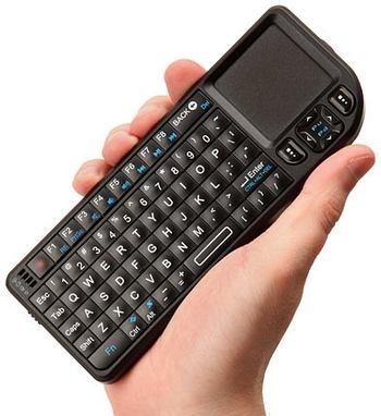 promini Promini, teclado, trackpad y puntero en un solo periférico