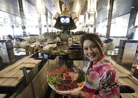 Restaurante atendido por robots - restaurante-atendido-por-robots