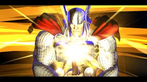 thor marvel vs capcom 3 Thor y Amaterasu confirmados para Marvel vs Capcom 3
