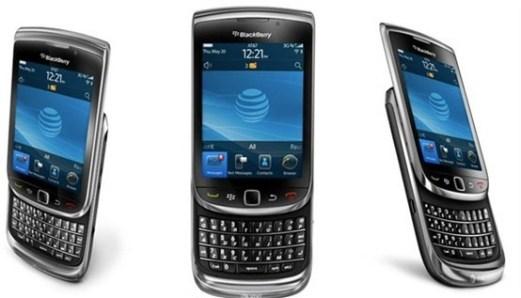 BlackBerry Torch, lo nuevo de RIM - BlackBerry-Torch