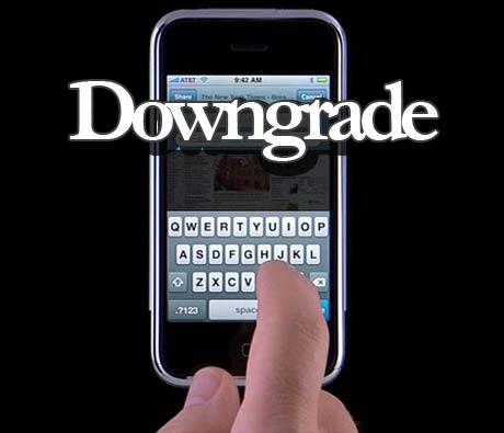 Como hacer downgrade al iPhone 3G de iOS 4 a 3.1.3 - Downgrade-iPhone-OS-4.0