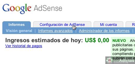 Poner google ads en tumblr 3 Cómo poner Google Ads en tumblr