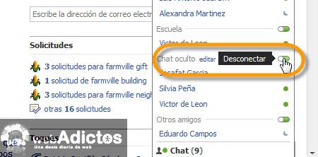 bloquear usuarios chat facebook Bloquear a usuarios específicos en el Chat de Facebook