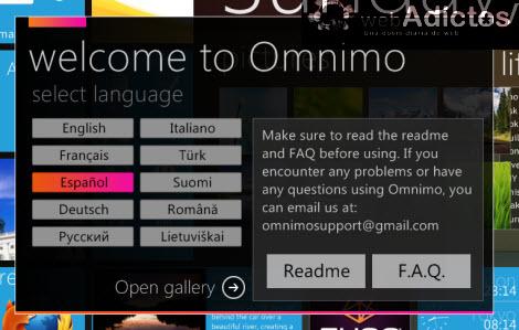 configurar omnimo Hacer que tu PC se vea como un Windows Phone 7