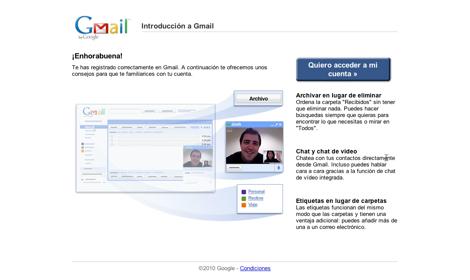 crear correo gmail 9 Crear correo Gmail
