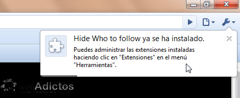 """Esconder """"A quien seguir"""" de Twitter en Chrome - hide-who-to-follow"""