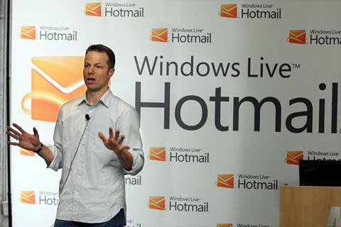 Push para Hotmail disponible el lunes - hotmail-correo-push
