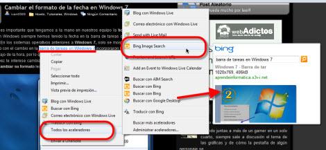 imagenes relacionadas internet explorer2 Buscar imagenes relacionadas con el contenido en IE8