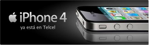 Planes iPhone 4 en Telcel - iphone-4-telcel1-e1282883191151