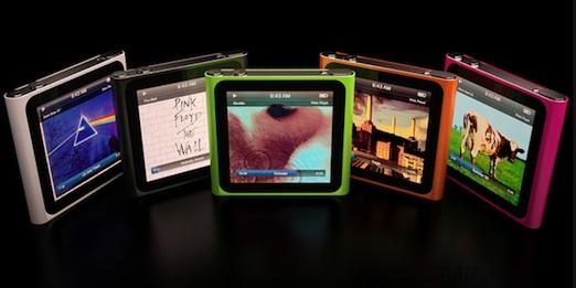 Rumores de un nuevo iPod Nano - ipod-nano-rumor